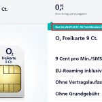 Kostenlose SIM-Karte mit 50 Frei-Minuten
